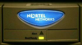 <p>Il logo di Nortel Networks. REUTERS/Peter Jones</p>