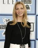 <p>Actress Lisa Kudrow arrives at the 2008 Film Independent's Spirit Awards in Santa Monica, California February 23, 2008. REUTERS/Fred Prouser</p>