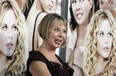 """<p>Diane English, escritora e diretora do filme """"The Women"""", posa para foto no lançamento do filme em Los Angeles, dia 4 de setembro. REUTERS/Fred Prouser (UNITED STATES)</p>"""