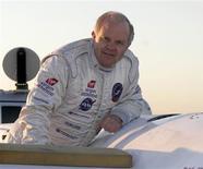 <p>Millionaire adventurer Steve Fossett in a 2006 photo. REUTERS/Rick Fowler</p>
