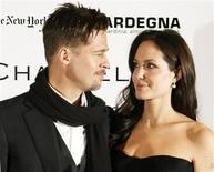 <p>Brad Pitt e Angelina Jolie. REUTERS/Lucas Jackson (UNITED STATES)</p>