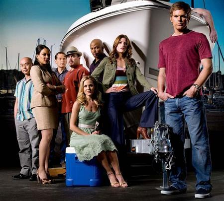 The cast of ''Dexter'' in an undated photo. REUTERS/Showtime/Handout