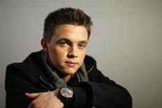 <p>Actor Jesse McCartney poses for a portrait in West Hollywood, California, November 5, 2008. REUTERS/Mario Anzuoni</p>