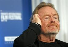 "<p>Director Ridley Scott attends a news conference for the movie ""A Good Year"" during the 31st Toronto International Film Festival in Toronto September 9, 2006. REUTERS/Mario Anzuoni</p>"