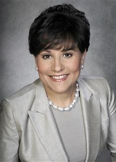 Penny Pritzker in an undated photo. Pritzker has told President-elect Barack Obama's team she does not want to serve as his commerce secretary, the Chicago Tribune reported on its website on Thursday. REUTERS/Hyatt Corp./Handout