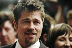 <p>Brad Pitt at the 33rd Toronto International Film Festival, September 5, 2008. REUTERS/Mark Blinch</p>