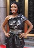 <p>Singer, actress Brandy arrives for the 2008 Fashion Rocks concert to begin the 2009 Spring/Summer Fashion Week in New York September 5, 2008. REUTERS/Joshua Lott</p>