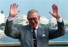 <p>Horst Tappert in una foto d'archivio a Cannes. REUTERS PICTURE</p>