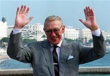 <p>Horst Tappert in una foto d'archivio a Cannes. REUTERS PICTURE</p>