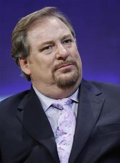 Saddleback Church Pastor Rick Warren participates in a panel discussion during the Clinton Global Initiative in New York in this September 26, 2008 file photo. REUTERS/Chip East/Files
