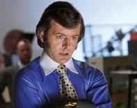 "<p>Michael Sheen in a scene from ""Frost/Nixon"". REUTERS/Universal Pictures</p>"