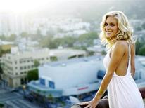 "<p>Heidi Montag of ""The Hills"" in an undated photo. REUTERS/MTV/Handout</p>"