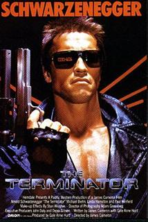 A poster from actor Arnold Schwarzenegger's 1984 film ''The Terminator'', directed by James Cameron, is shown in this undated publicity photograph. The film was among 25 motion pictures listed for preservation on December 30, 2008 by the U.S. Library of Congress, with other titles included ''The Aphalt Jungle'' (1950), ''Deliverance'' (1972), ''A Face in the Crowd'' (1957) and ''In Cold Blood'' (1967). REUTERS/Orion Pictures/Handout