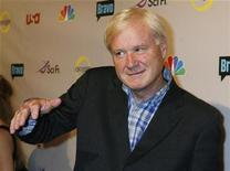 <p>Chris Matthews of NBC News poses at the NBC All-Star party in Beverly Hills, California July 20, 2008. REUTERS/Fred Prouser</p>
