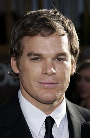 Actor and nominee Michael C. Hall from the Showtime network's ''Dexter'' arrives at the 64th annual Golden Globe Awards in Beverly Hills, California, January 15, 2007. REUTERS/Lucy Nicholson