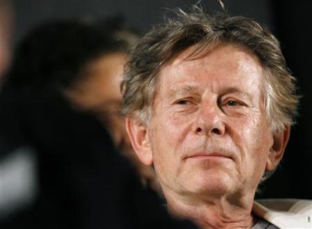 Polish director Roman Polanski attends a news conference for the film ''Chacun son Cinema'' at the 60th Cannes Film Festival, May 20, 2007. REUTERS/Jean-Paul Pelissier