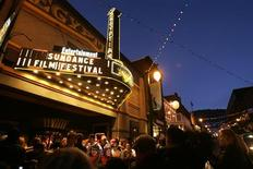 <p>A crowd gathers outside a screening at the Egyptian Theater at the Sundance Film Festival in Park City, Utah in this January 20, 2006 file photo. TRAVEL-SUNDANCE/ REUTERS/Sam Mircovich/Files</p>