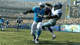 <p>A screen shot from Madden NFL 09 is seen in a handout image. REUTERS/EA/Handout</p>