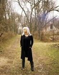 <p>Musician Emmylou Harris poses in this undated publicity photo released to Reuters February 3, 2009. REUTERS/Rocky Schenck/Handout</p>