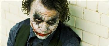 <p>O ator Heath Ledger, que ganhou um Oscar póstumo. REUTERS/Warner Bros./Handout (UNITED STATES).</p>