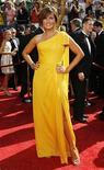 <p>L'attrice Mariska Hargitay. REUTERS/ Mario Anzuoni</p>