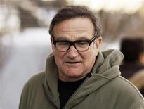 <p>Robin Williams in una immagine di archivio. REUTERS/Lucas Jackson/Files</p>
