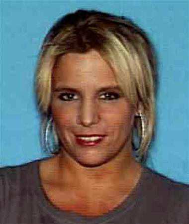 Yvonne Pampellonne of Laguna Nigel, California is pictured in this undated photograph released by the Huntington Beach, California police department. REUTERS/Courtesy Huntington Beach Police Department/Handout