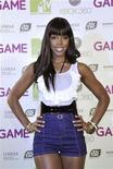 <p>Singer Kelly Rowland attends a special party by MTV and XBOX in Sydney June 5, 2008. REUTERS/Patrick Riviere</p>