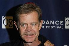 "<p>William H. Macy arrives at the premiere of ""The Deal"" during the 2008 Sundance Film Festival in Park City, Utah January 22, 2008. REUTERS/Lucas Jackson</p>"