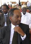 <p>Il ministro degli esteri somalo Mohamed Abdullahi Omaar. REUTERS/Abdiaziz Hassan Ahmed (DJIBOUTI)</p>