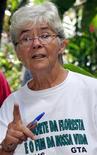 <p>Foto de arquivo da irmã Dorothy Stang no Brasil. 12/02/2004. REUTERS/AE/Carlos Silva</p>