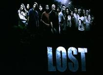 "<p>A backdrop of the Disney/ABC series ""Lost"" is shown at the 2007 International Consumer Electronics Show (CES) in Las Vegas, Nevada January 8, 2007. REUTERS/Rick Wilking</p>"