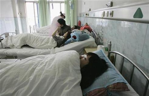 Forced abortions in China crackdown