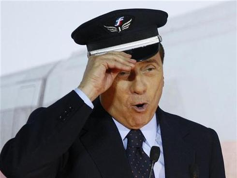 Berlusconi the best?