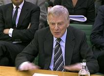 <p>Max Mosley, presidente di Formula 1. REUTERS/Parbul TV via Reuters TV (BRITAIN TRANSPORT POLITICS MOTOR RACING) FOR EDITORIAL USE ONLY. NOT FOR SALE FOR MARKETING OR ADVERTISING CAMPAIGNS</p>