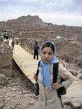 <p>La giornalista americana-iraniana Roxana Saberi in una foto d'archivio. REUTERS/Stringer</p>