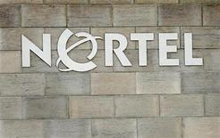 <p>The Nortel Networks Corporation logo is shown outside their office building in Toronto, January 14, 2009. REUTERS/Mike Cassese</p>
