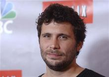 <p>Actor Jeremy Sisto from the show 'Kidnapped' arrives at the NBC All-Star Party in Pasadena, California July 22, 2006. REUTERS/Phil McCarten</p>
