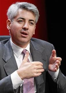 William Ackman, Hedge fund manager and the founder of Pershing Square Capital, speaks during the Wall Street Journal Deals and Dealmakers conference, in New York, June 11, 2008. REUTERS/Chip East