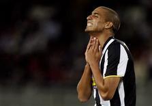 <p>Foto de arquivo do jogador do Juventus David Trezeguet. 17/09/2008. REUTERS/Giampiero Sposito</p>
