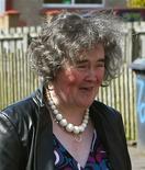 <p>Foto de arquivo de Susan Boyle. 21/04/2009. REUTERS/David Moir</p>