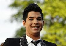 <p>American Idol runner-up Adam Lambert poses at the Hollywood Life's 11th Annual Young Hollywood Awards at the Eli and Edythe Broad Stage in Santa Monica, California June 7, 2009. Lambert has told Rolling Stone magazine he is gay, answering a question that followed the singer for months since he gained millions of fans on the No. 1 U.S. TV talent show. REUTERS/Mario Anzuoni</p>