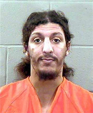 Convicted ''shoe-bomber'' Richard Reid is shown in this December, 2001 police photograph. REUTERS/Plymouth County Jail/Handout