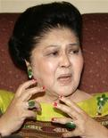 <p>Ex first lady filippina Imelda Marcos. REUTERS/Cheryl Ravelo (PHILIPPINES)</p>