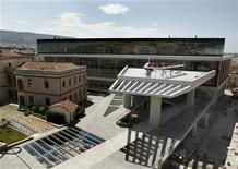 <p>A general view of the new Acropolis museum in Athens May 20, 2009. REUTERS/Yiorgos Karahalis</p>