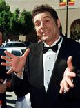 "<p>Foto de arquivo do ator Michael Richards, da série ""Seinfeld"". 08/09/1996. REUTERS/Fred Prouser</p>"