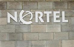 <p>Logo Nortel a Toronto. REUTERS/ Mike Cassese (CANADA)</p>