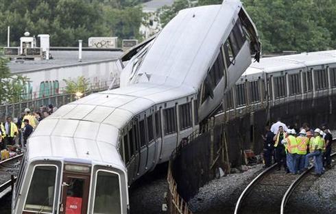 D.C. Metro crash