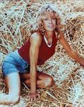 """<p>Fotografía publicitaria de la actriz Farrah Fawcett. La actriz Farrah Fawcett, quien alcanzó el estrellato durante la década de 1970 con el programa televisivo """"Charlie's Angels"""" falleció el jueves a los 62 años tras una larga lucha contra el cáncer colorectal. REUTERS/Handout</p>"""