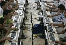 <p>Bulgaria, hacker bloccano sito premier a tre giorni da elezioni. REUTERS/Stringer</p>